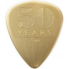 Dunlop 442P.73 50th Anniversary Gold Nylon Player's Pack 0.73