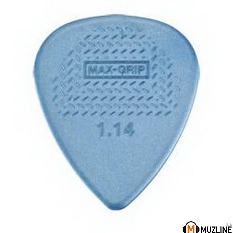 Dunlop 449P1.14 Nylon Max Grip Player's Pack 1.14