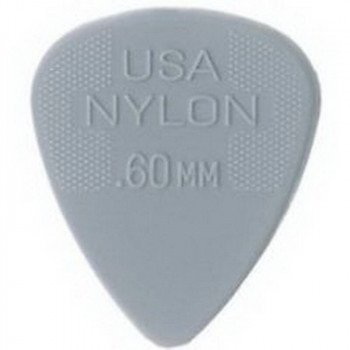 Dunlop 44P.60 Nylon Standard Player's Pack 0.60