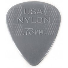 Dunlop 44P.73 Nylon Standard Player's Pack 0.73