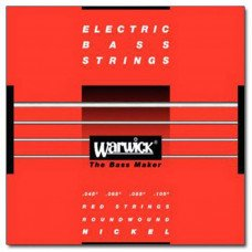 Струны для бас-гитары Warwick 46200 Nickel Electric Bass M4 45-105