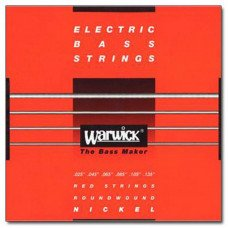 Струны для бас-гитары Warwick 46401 Nickel Electric Bass M6 25-135