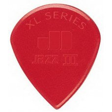 Dunlop 47PXLN Nylon Jazz III XL Red Nylon Player's Pack