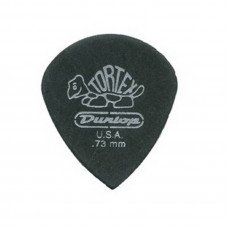 Dunlop 482P.73 Tortex Pitch Black Jazz Players Pack 0.73