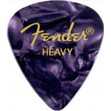 Fender 351 Premium Celluloid Purple Moto Heavy