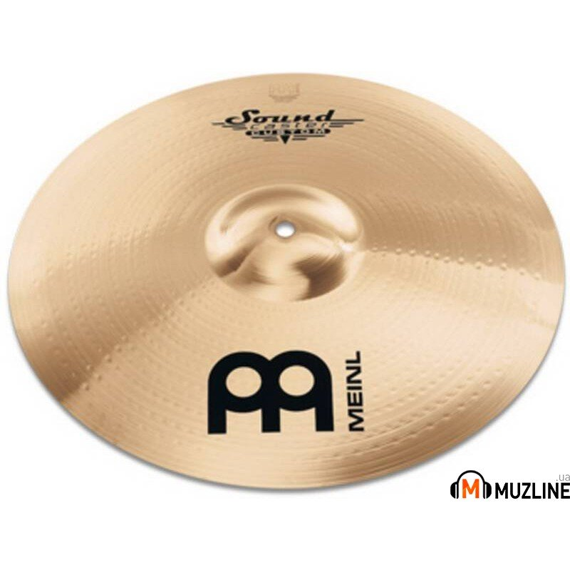 Crash Meinl SC17MC-B Soundcaster Custom Medium Crash