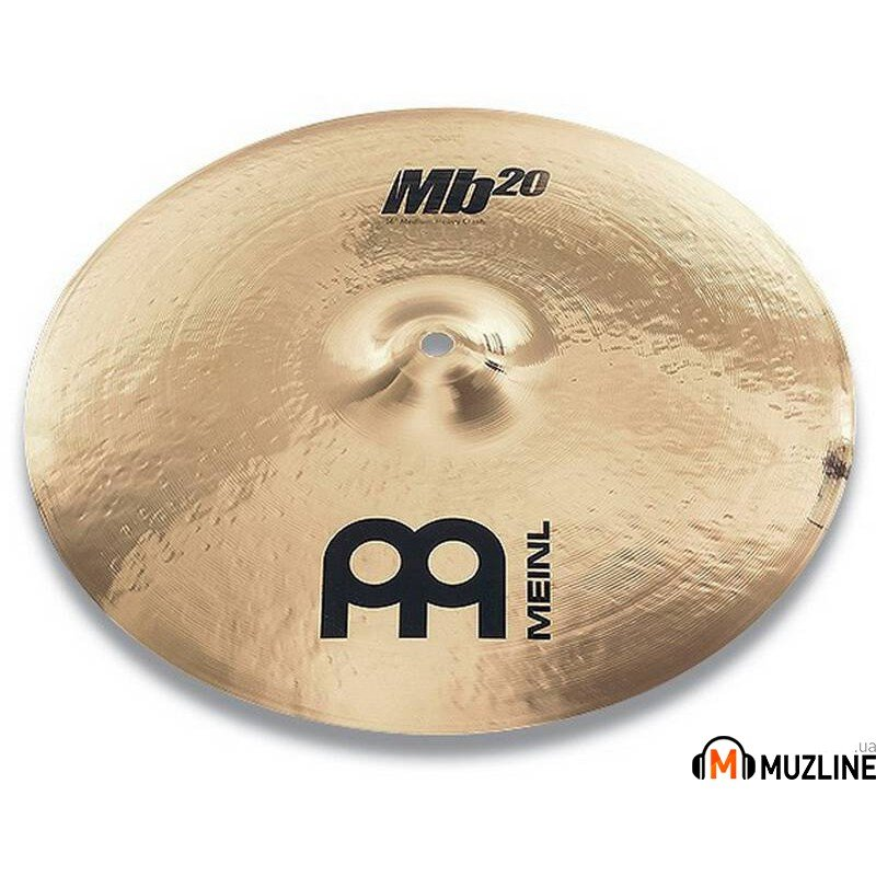 "Crash Meinl MB20 18"" Medium Heavy Crash"