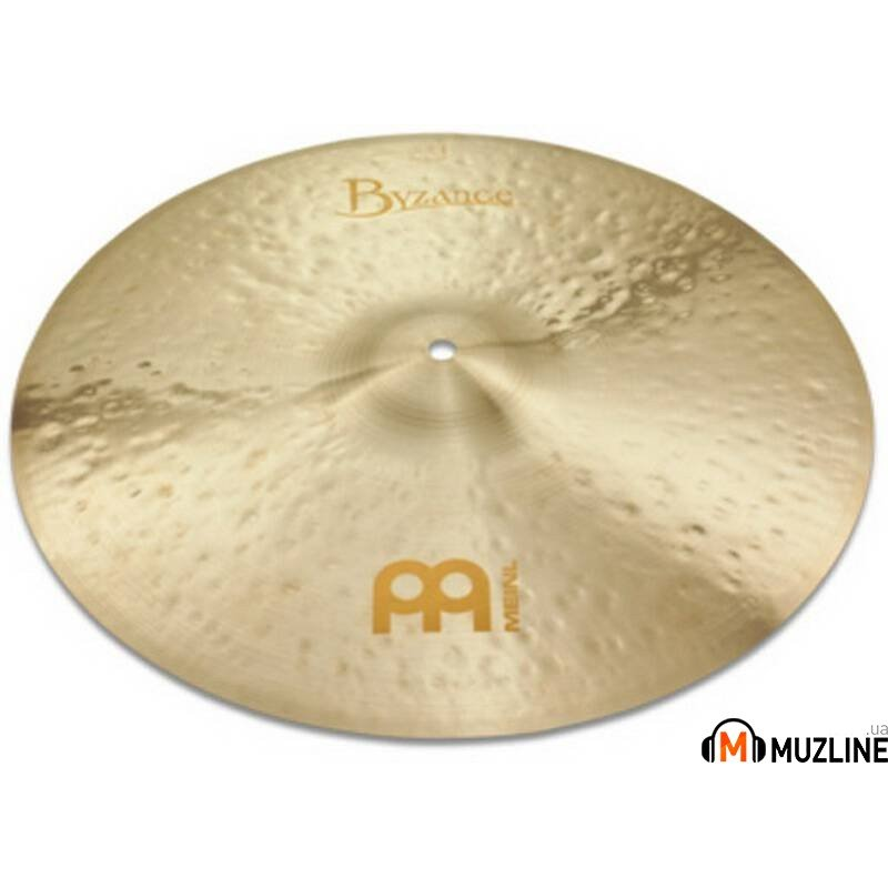Crash Meinl B18JMTC Byzance Jazz Medium Thin Crash