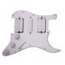 Звукосниматель Paxphil #9732 Pickguard Panel H-S-H White