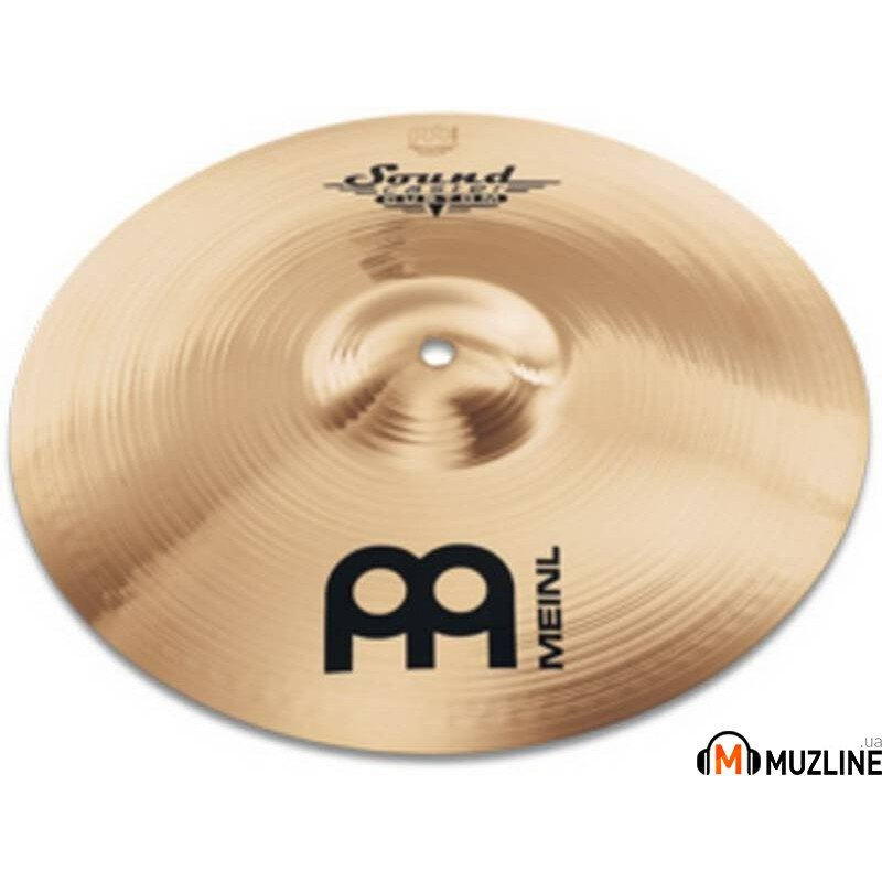 Meinl SC14MSW-B Soundcaster Custom Medium Soundwave Hihat