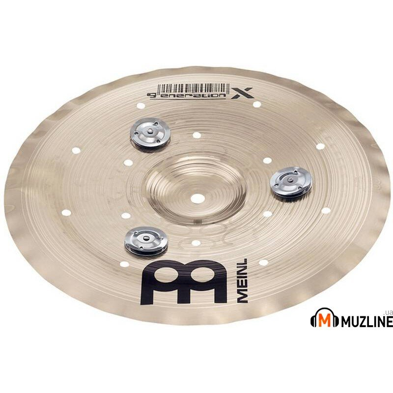 Meinl GX-10FCH-J Generation X Jingle Filter China