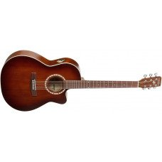 Электроакустическая гитара Art & Lutherie Folk CW Cedar Antique Burst QI