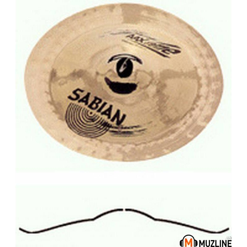 "Sabian 17"" AAXtreme Chinese"