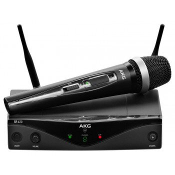 Радиосистема с ручным микрофоном AKG WMS420 Vocal Set