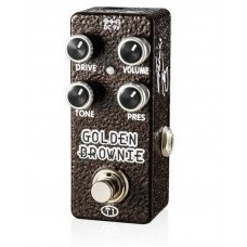 Гитарная педаль XVIVE T1 Golden Brownie Distortion