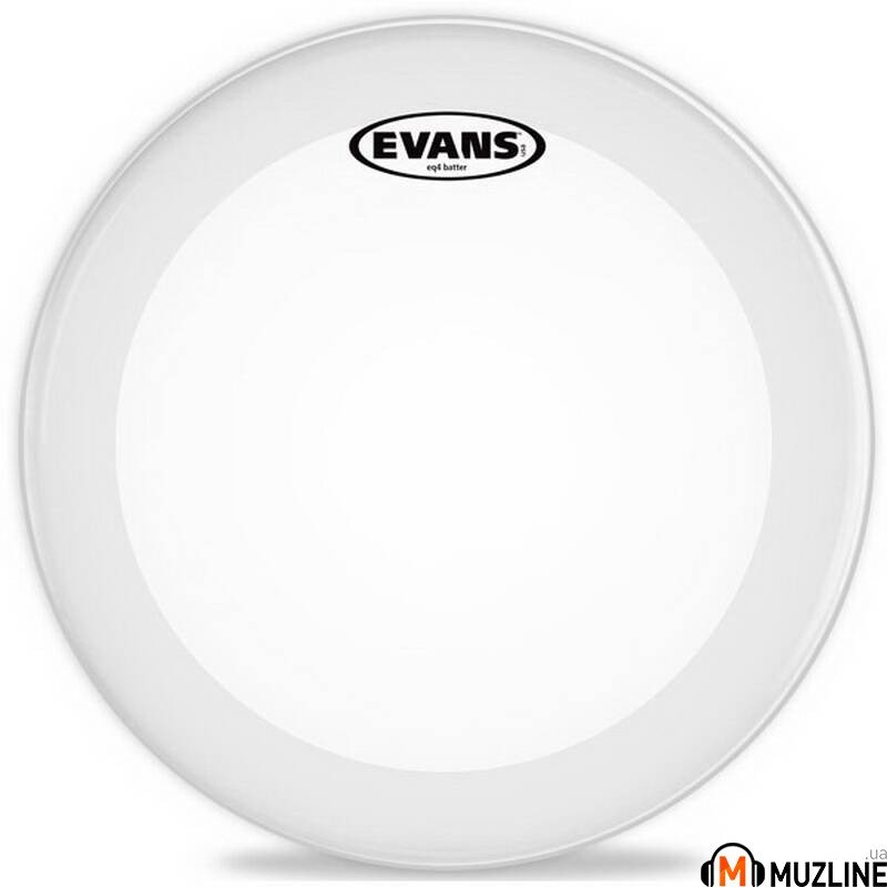"Evans BD22GB4C-B 22"" EQ4 Coated"