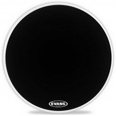 "Evans BD22RA 22"" EQ1 Resonant Black"