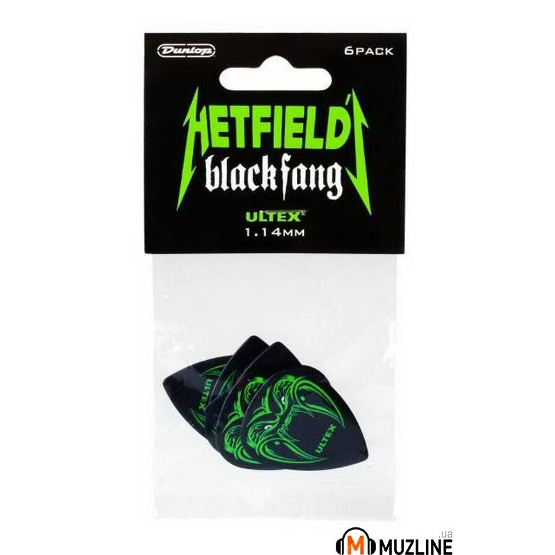 Dunlop PH112P.94 Hetfield's Black Fang Player's Pack 0.94