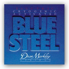 Струны для электрогитары Dean Markley 2556A Bluesteel Electric Reg7 10-56