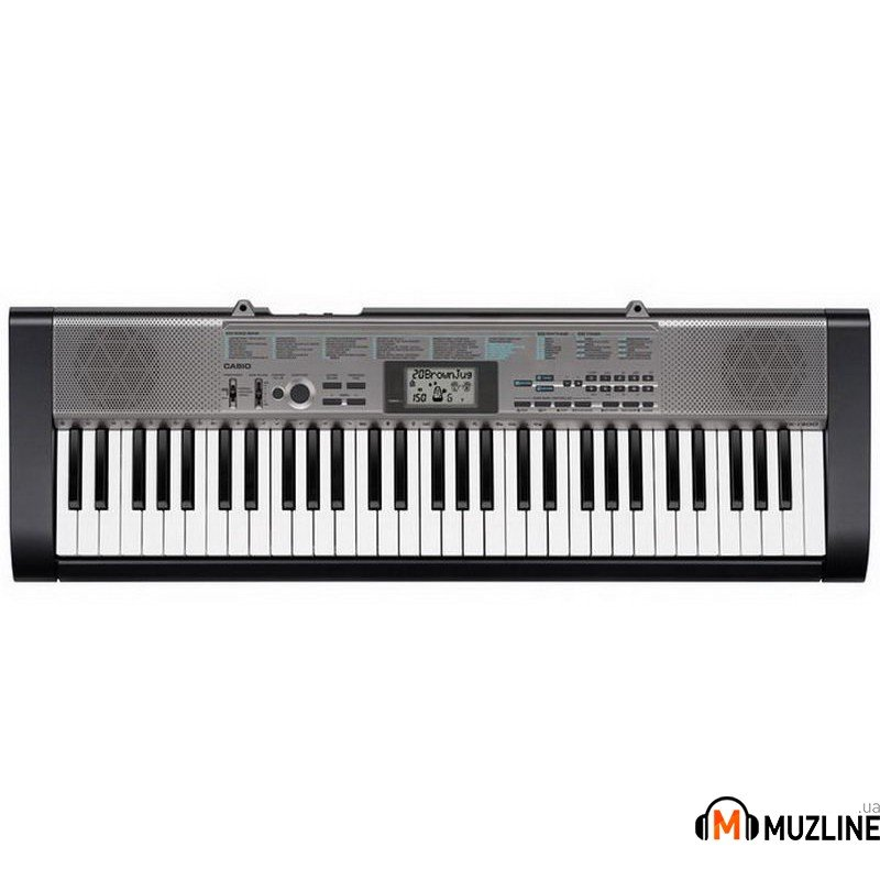 Синтезатор для обучения Casio CTK-1300