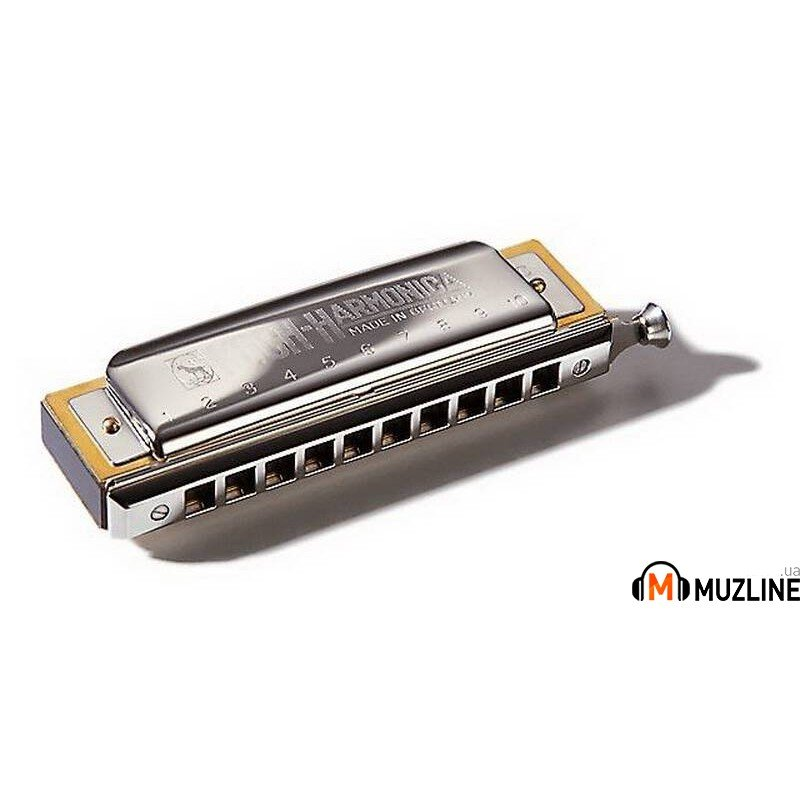 Губная гармошка Hohner Chromatic Koch C