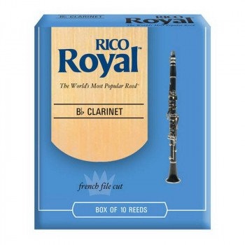 Трость Rico Rico Royal - Bb Clarinet #3.5 - 10 box