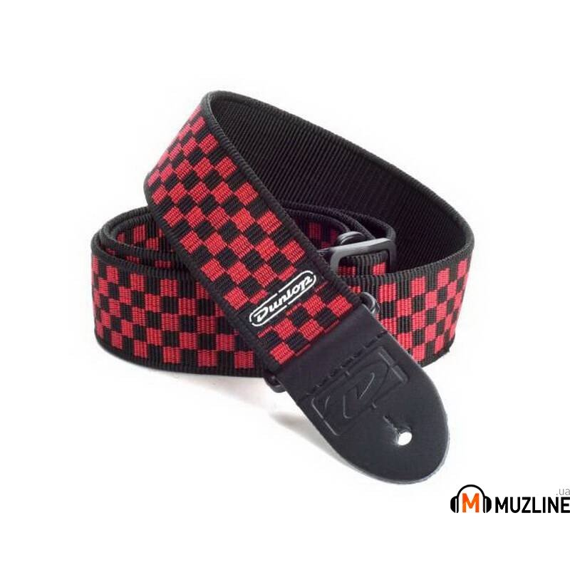 Dunlop D3831 RD Red Check