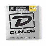 Dunlop DBSBN40100 Super Bright Nickel 40-100