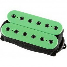 Звукосниматель DiMarzio DP159FGN Evolution Bridge F-Spaced Green
