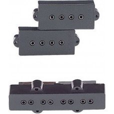 Звукосниматель DiMarzio DP126 BK P+J Set Black