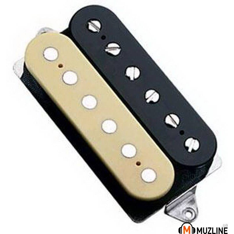 Звукосниматель DiMarzio DP163BC Bluesbucker Black and Creme