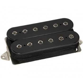 Звукосниматель DiMarzio DP252BK Gravity Storm Neck Black