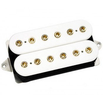 Звукосниматель DiMarzio DP253FW Gravity Storm Bridge F-Spaced White