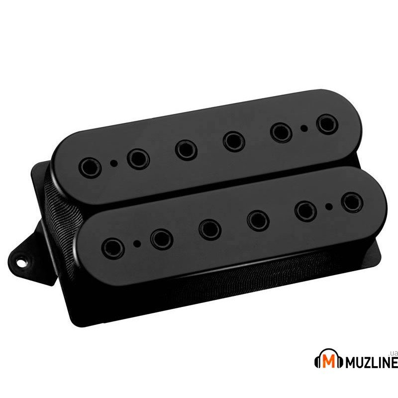 Звукосниматель DiMarzio DP258BK Titan Neck Black