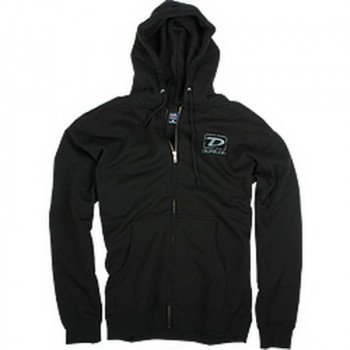 "Кофта Dunlop DSD05-MZH-M Men Zip Hoodie ""D"" Medium"