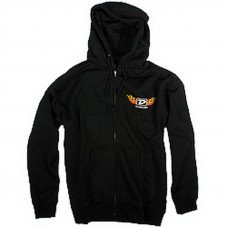 "Кофта Dunlop DSD06-MZH-XL Men Zip Hoodie ""Flame D"" Extra Large"
