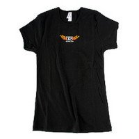 "Футболка женская Dunlop DSD06-WTS-M Woman T-Shirt ""Flame D"" Medium"