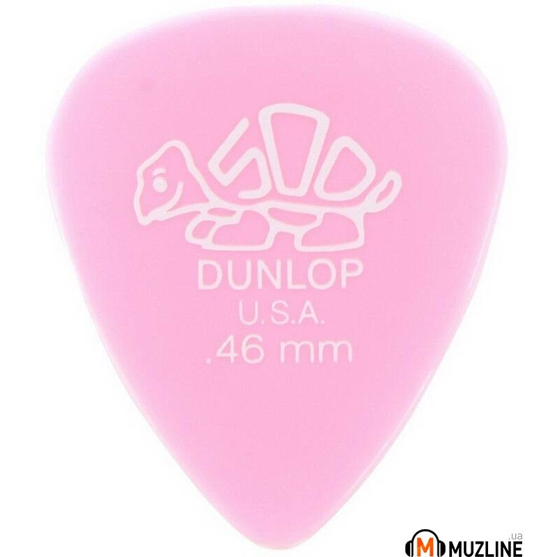 Dunlop 41P.46 Delrin 500 Player's Pack 0.46