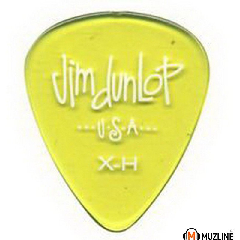 Dunlop 486PXH Gels Standard Player's Pack Extra Heavy