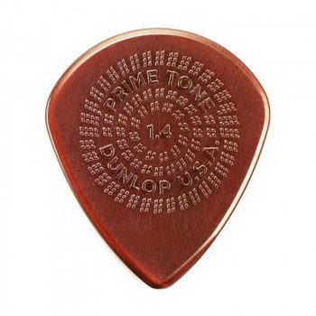 Dunlop 520P1.4 Primetone Jazz III XL Sculpled Plectra 1.4