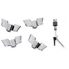 DW DWSM2007 M8 Wing Nut For Tiler 4-Pack