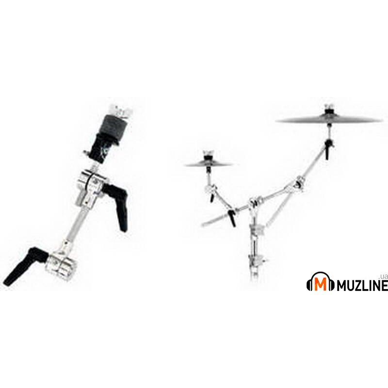 Держатель для тарелок DW DWSM2031 Puppy Bone w/Accessory Cymbal ARM