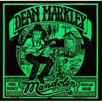 Dean Markley 2402 Phosphor Mandolin Reg 11-37