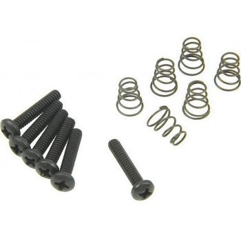 DiMarzio FH1310BK Single-coil Mounting Hardware Kit Black