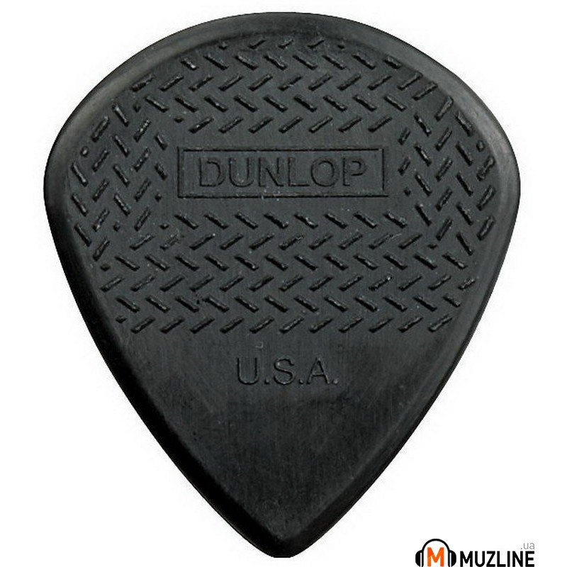 Dunlop 471R3C Nylon Jazz Max Grip 3C-Carbon