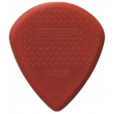 Dunlop 471R3N Nylon Jazz Max Grip 3N-Red