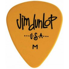 Dunlop 479R Polys Medium Yellow