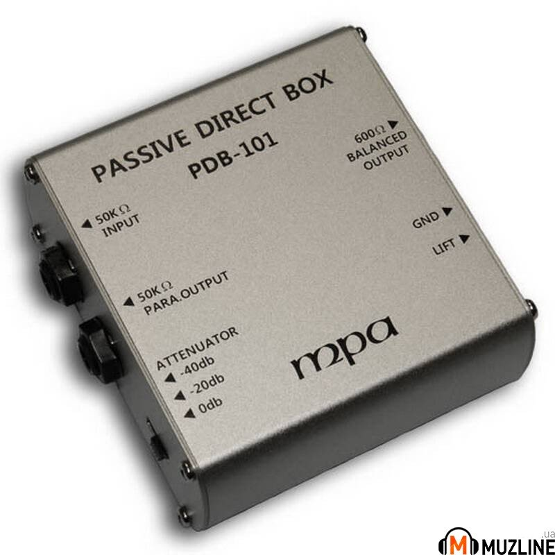 Direct-Box Paxphil FDB-101