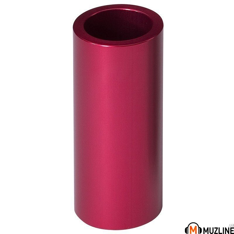 Слайдер Fender Anodized Alu Slide Candy Apple Red FASCAR 61,6MM