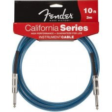 Инструментальный кабель Jack - Jack Fender California Instrument Cable 10 LPB